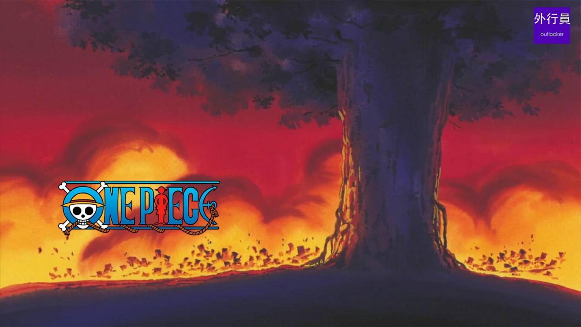 海贼王专题#545: 海贼王世界的五大最强巨树