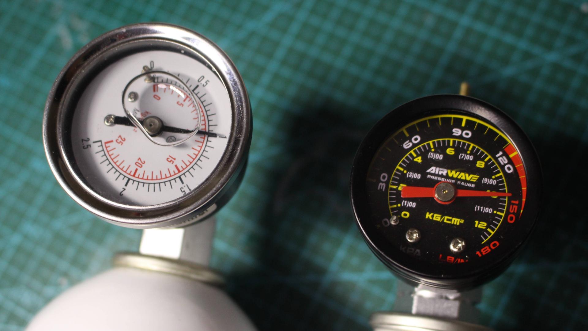 【MJG】【教学向】P1第三方充气头怎么装?一装就漏气?安排!