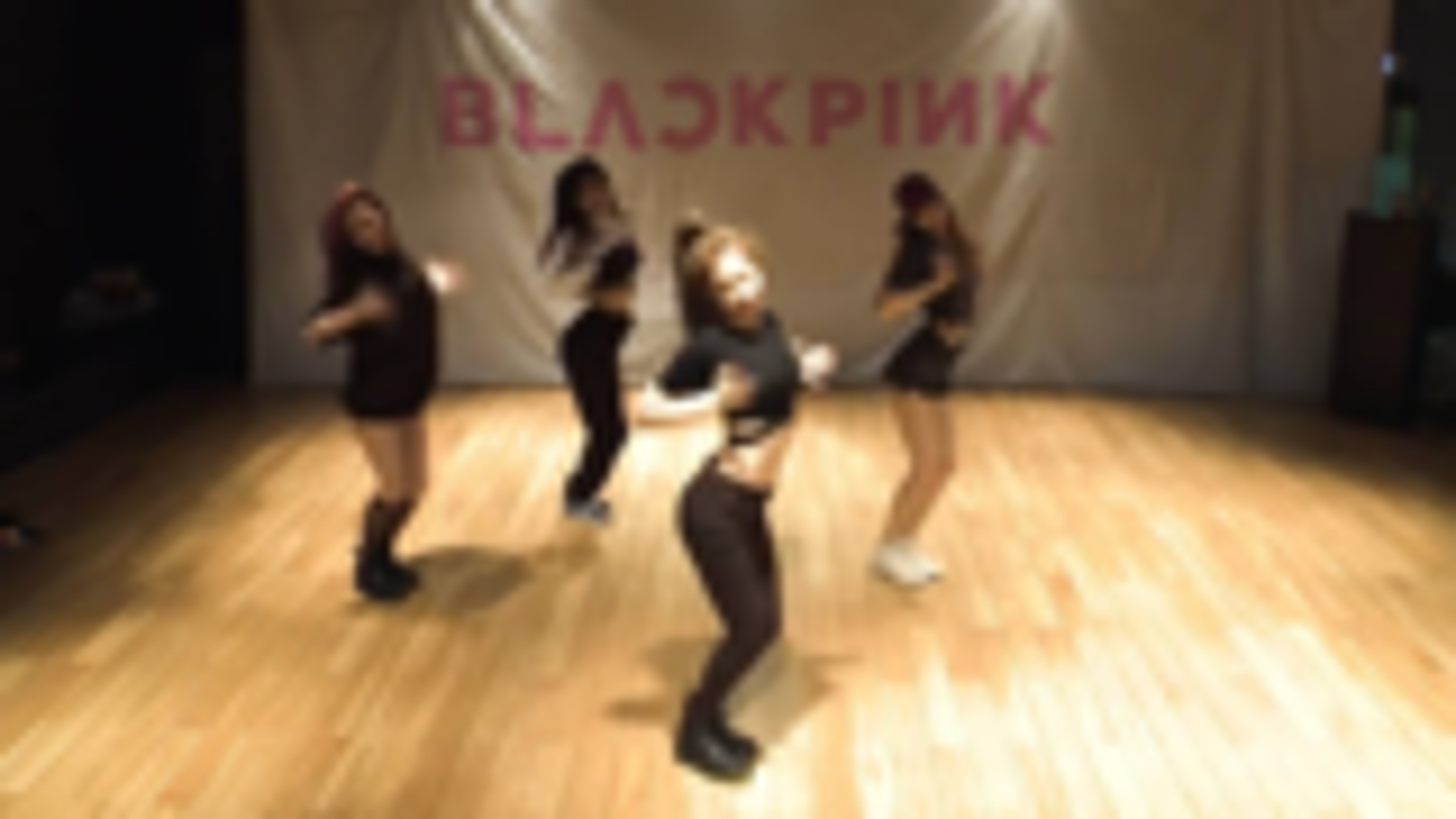 【日韩娱乐】BLACKPINK - AS IF IT S YOUR LAST 舞蹈练习室