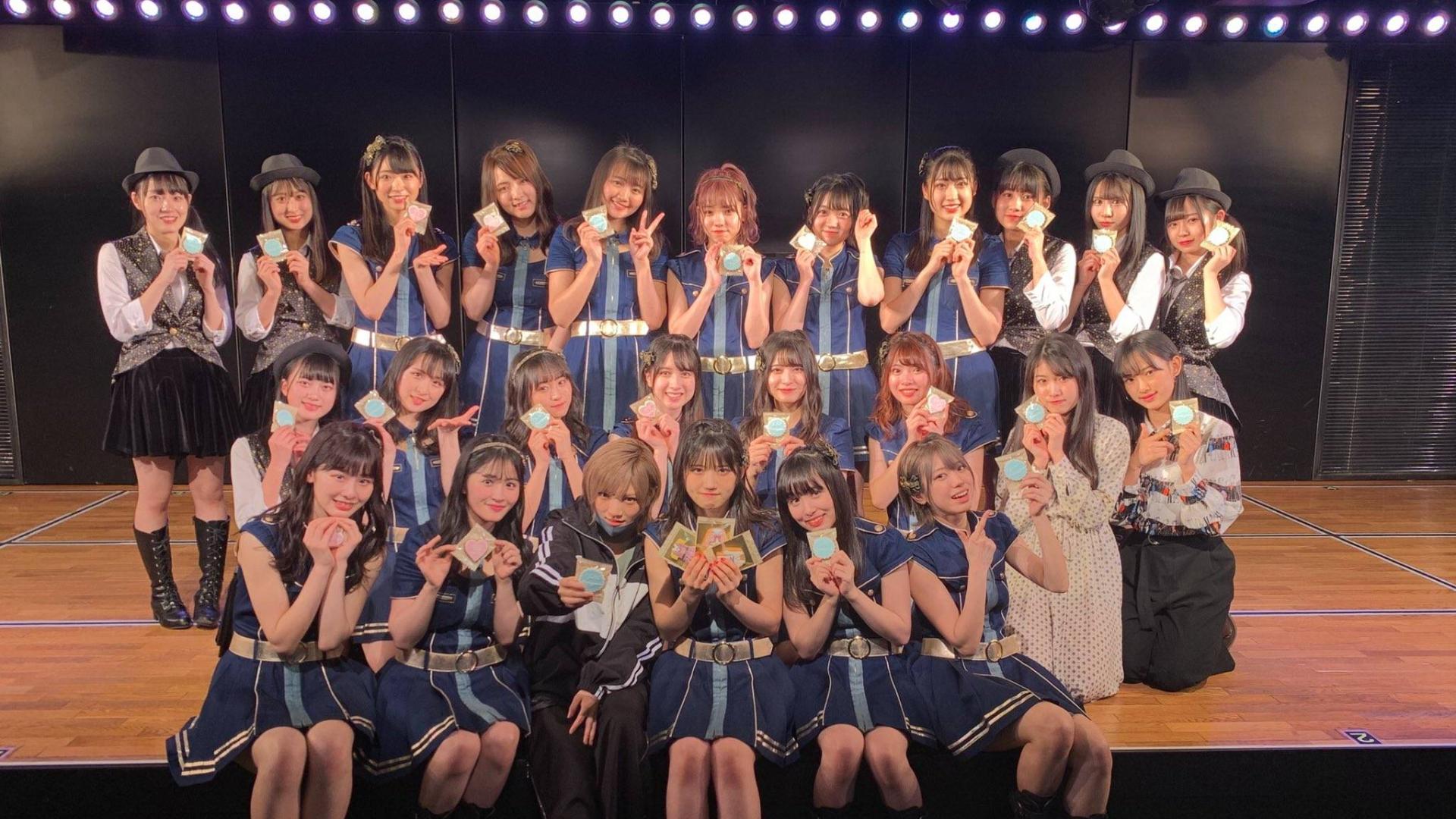 【鋸木練腹肌字幕組】20200118 T4手牵手 村山彩希第一千场公演