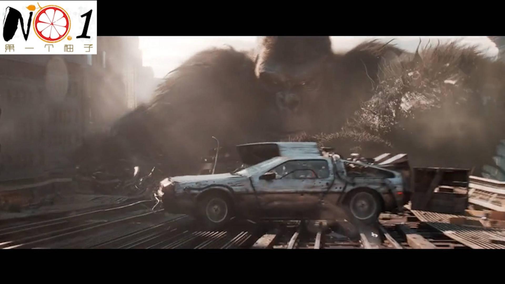 融合了各种电影元素的一场赛车,这个算什么级别的难度呢?