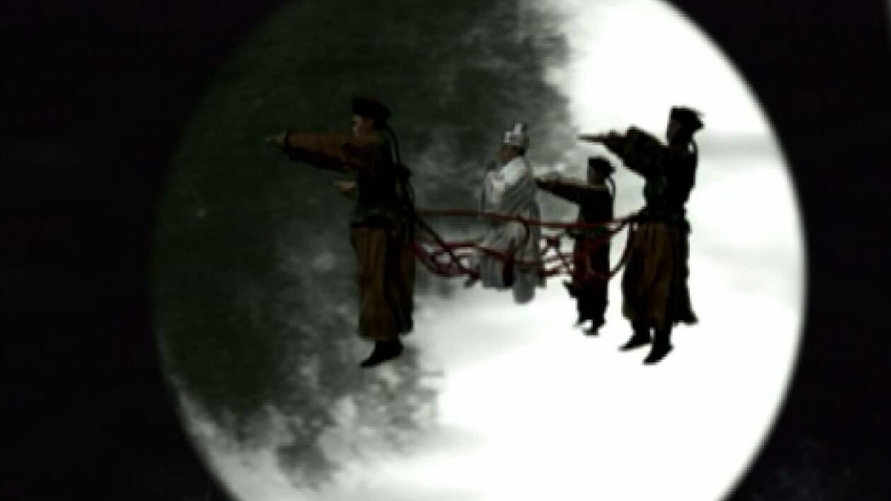 【僵尸福星】第6期:赶尸匠利用僵尸运毒,要经过关卡的时候,直接飞了过去