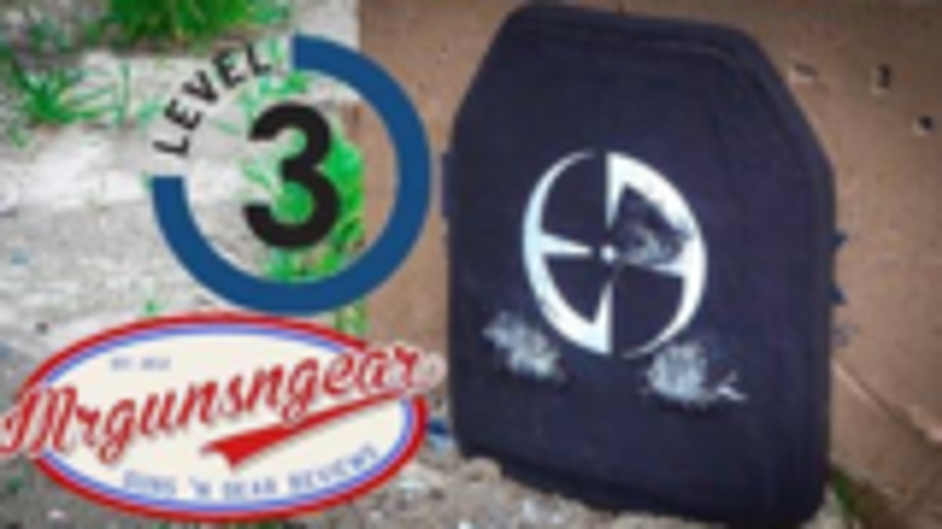 [Mrgunsngear]洛杉矶警用Level III防弹插板性能测试