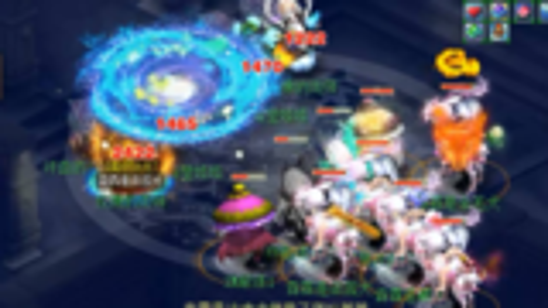 梦幻西游:109极限五开杀四星归墟,完全碾压的存在,秒秒就赢了