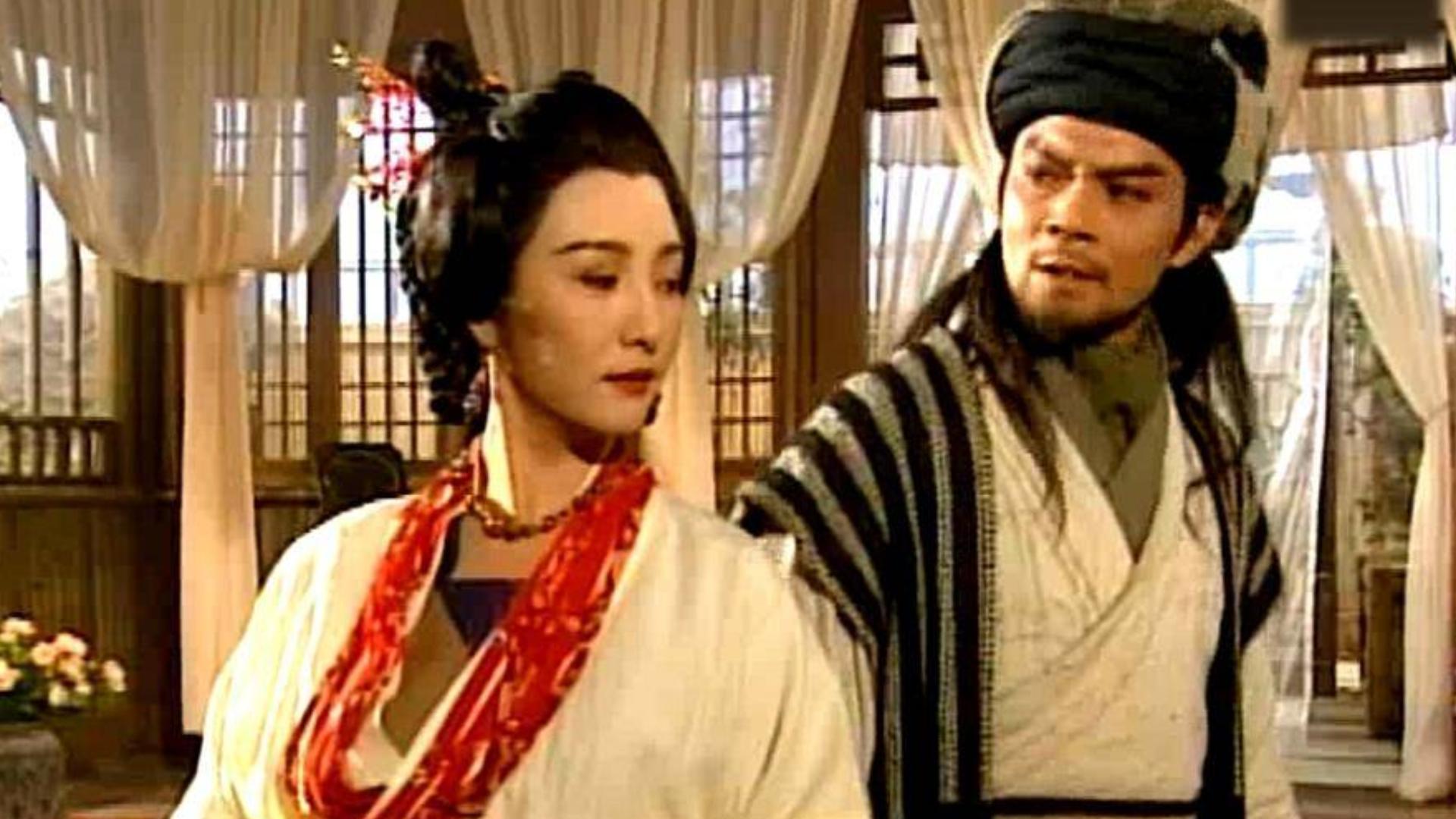 萧峰终于知道了过去的一切,马夫人成为最后一个关键人物