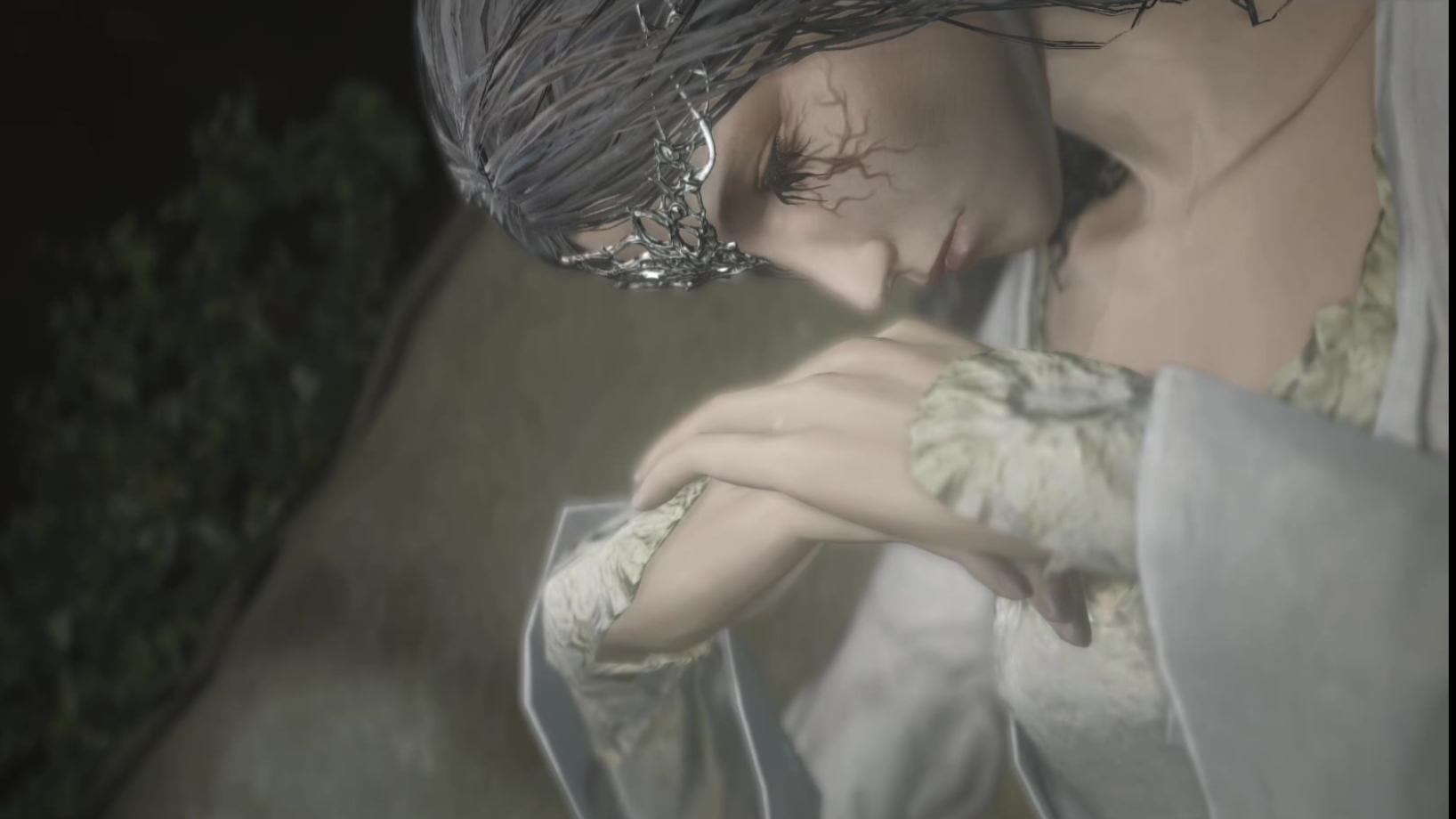 黑魂3费莲诺尔  葛温大王的基因好啊,长女是大宝箱 次女气质脱俗,可恨的灰烬手欠。
