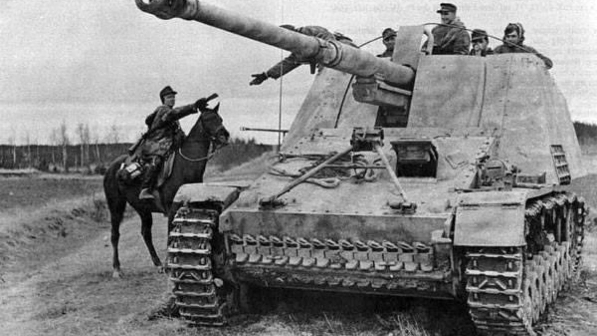 【复盘二战】最廉价的自行款无敌八八炮