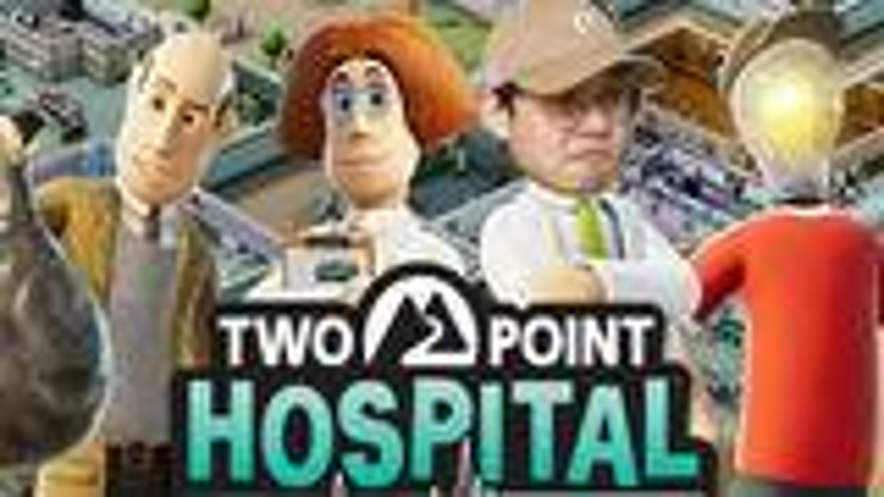 【无能实况】双点医院02:请病人不要死在走廊上