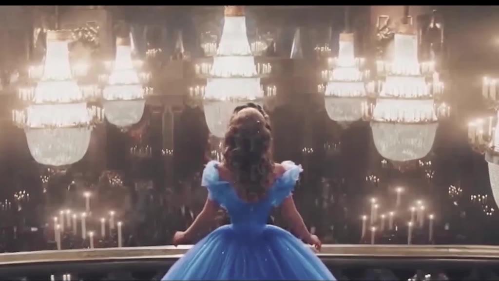 【欧美混剪】赴一场童话盛宴(每个女孩的心中都有一个公主梦)