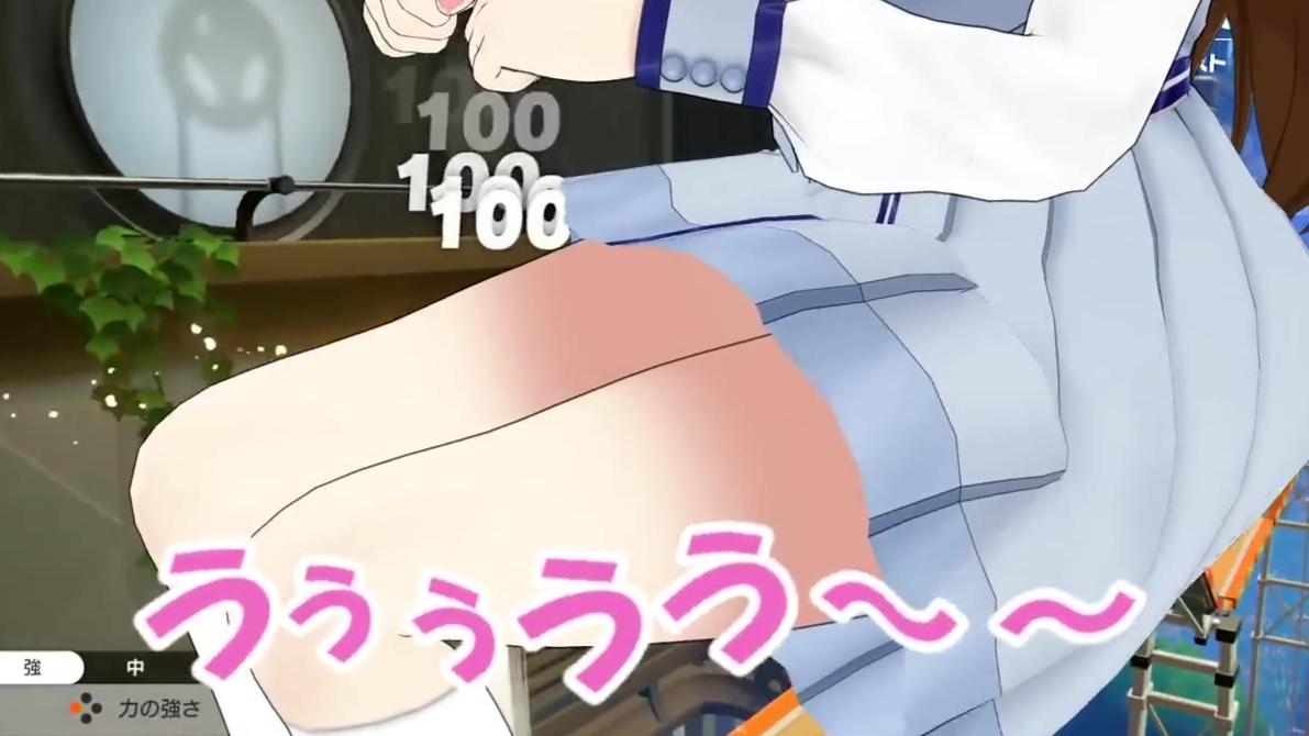 【熟肉】虽然是健身环但好像很害羞的样子【YUA藤崎由愛】