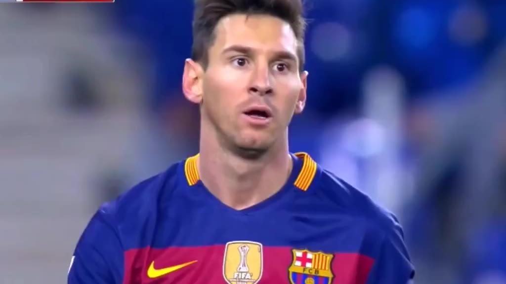 【飞速看球】千万不能让梅西踢嗨,要不然一堆人也拦不住!