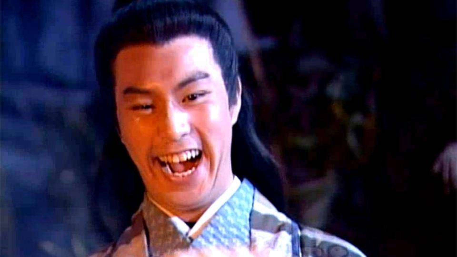 萧峰教训摘星子,小阿紫为爱竟受伤