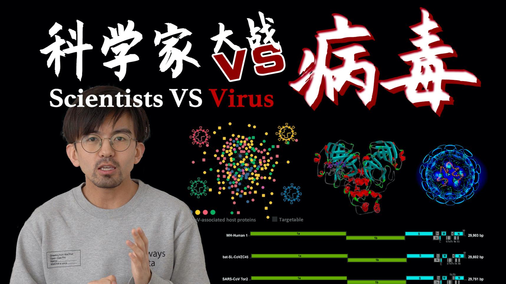 科学家光写论文不抗疫情?几分钟带你看完新冠病毒的所有论文