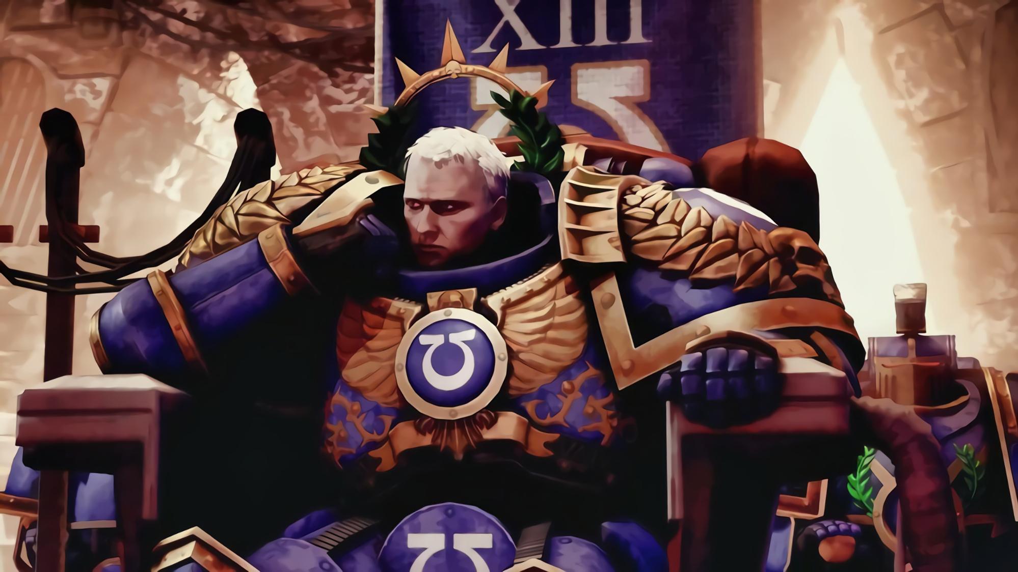 【达奇】他改变了帝国 天堂之战与第二帝国 《战锤40K》背后的故事