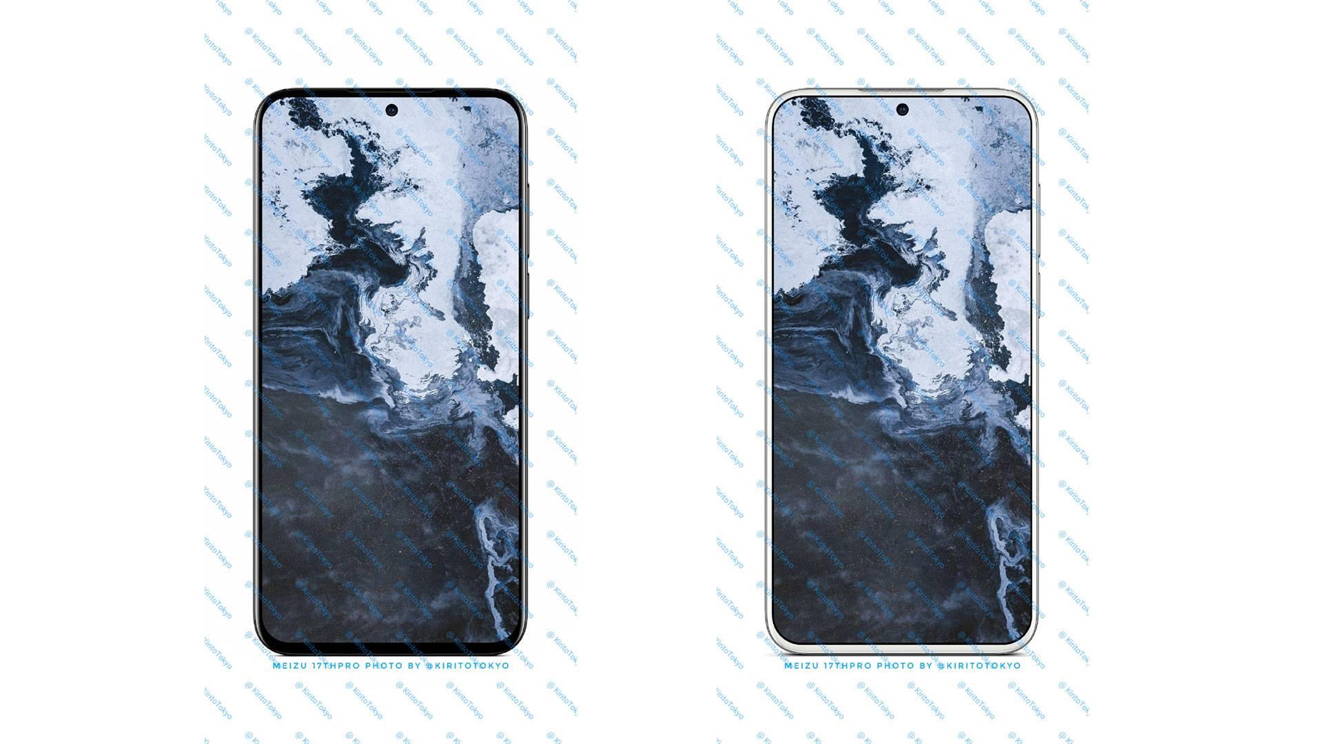 「科技V报」魅族17最新渲染图曝光屏幕有惊喜;三星Galaxy Fold2将采用屏下摄像头