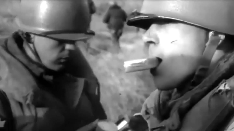UDT-水下爆破队:海军蛙人|美国海军军教片1957
