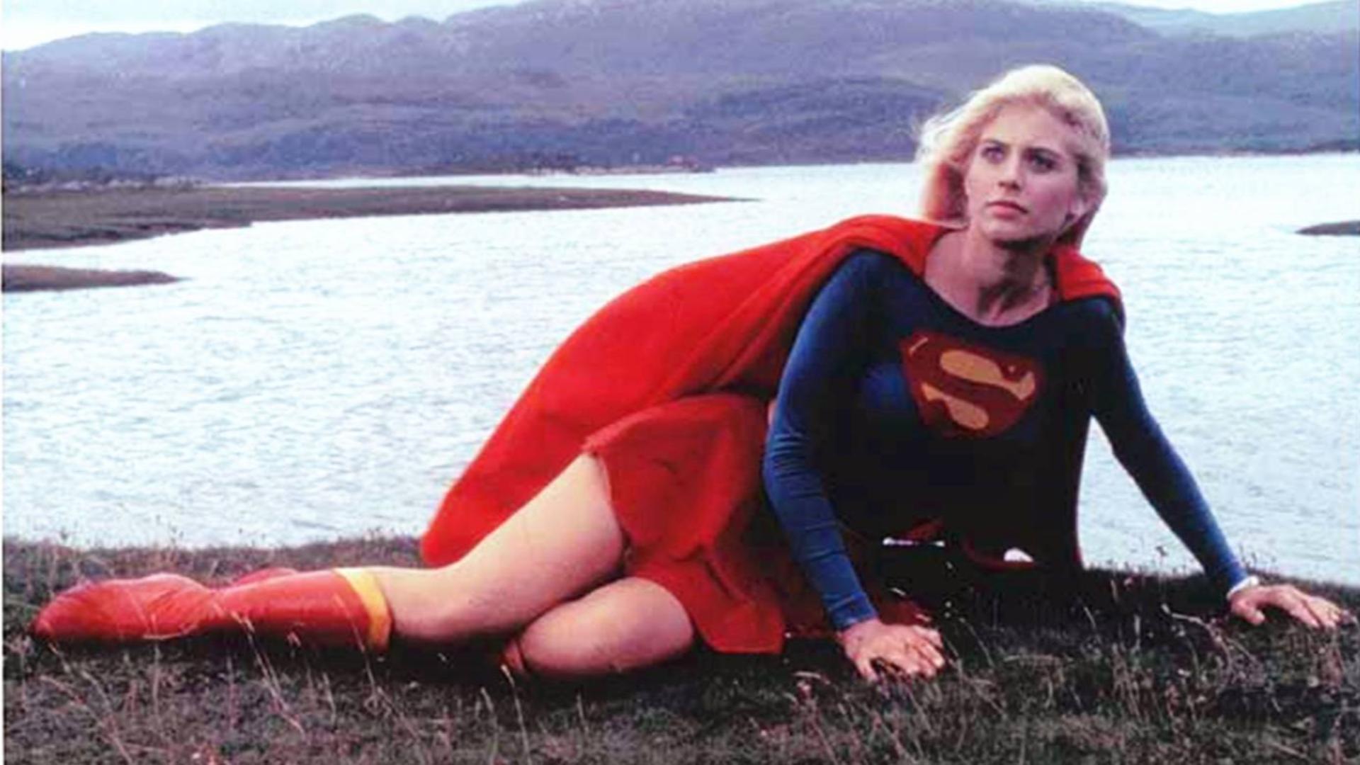 36年前女版超人电影,颜值100分,剧情却是负分