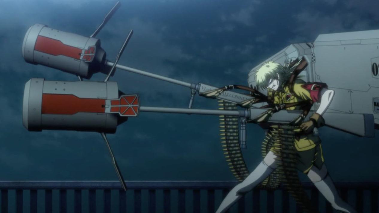 不死军团来袭,吸血鬼扛起六百斤重武器,炮弹只有两发