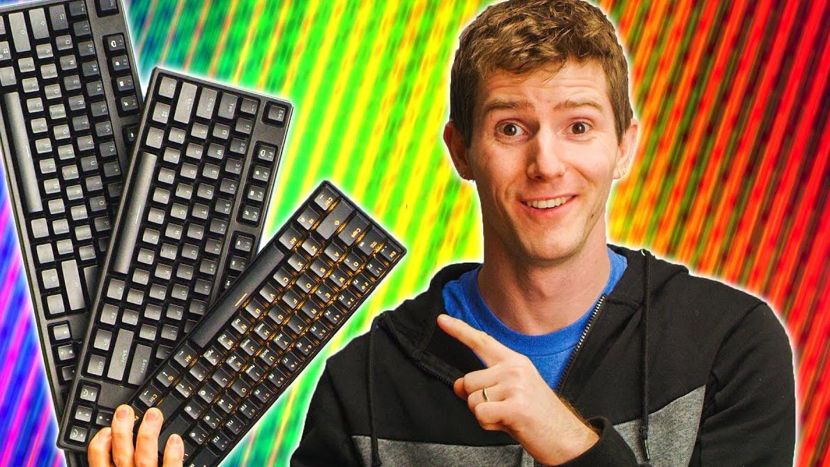 【官方双语】 2020廉价无线机械键盘横评#linus谈科技