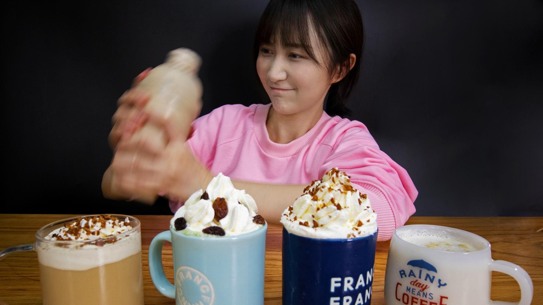 长沙妹子在家自制茶颜悦色,网上公布的奶茶配方是真的吗?