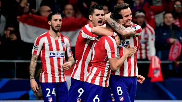 2019-2020赛季欧冠1/8决赛首回合 马德里竞技vs利物浦 全场集锦