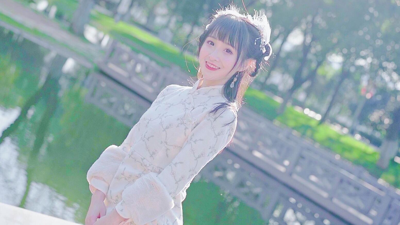 【晓丹】预告❀桃花旗袍
