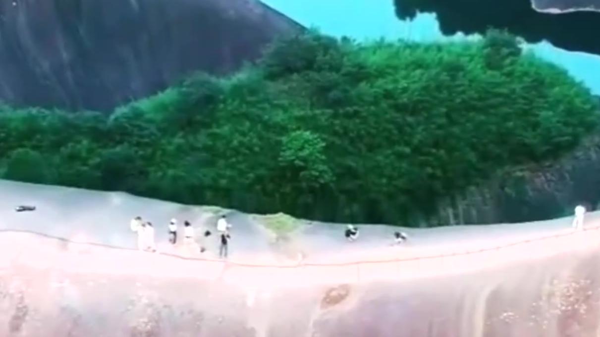 这个地方谁来过,湖南的高椅岭,第一次见到这么美的地方
