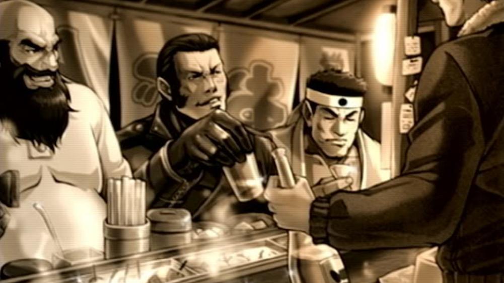 《拳皇2003》全人物含隐藏人物超杀合集