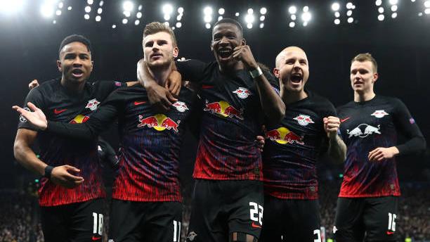 2019-2020赛季欧冠1/8决赛首回合 托特纳姆热刺vsRB莱比锡 全场集锦