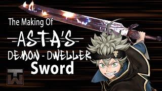 【彳亍】—阿斯塔的宿魔之剑(黑色五叶草)【中文字幕】