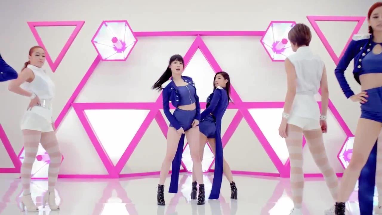 韩国女团舞蹈1