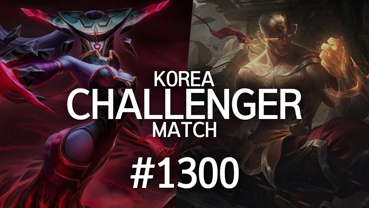 韩服最强王者菁英对决 #1300 啦!