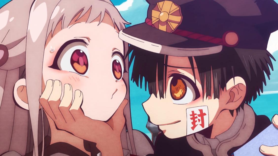 【地缚少年花子君】花宁这对cp太甜了吧!