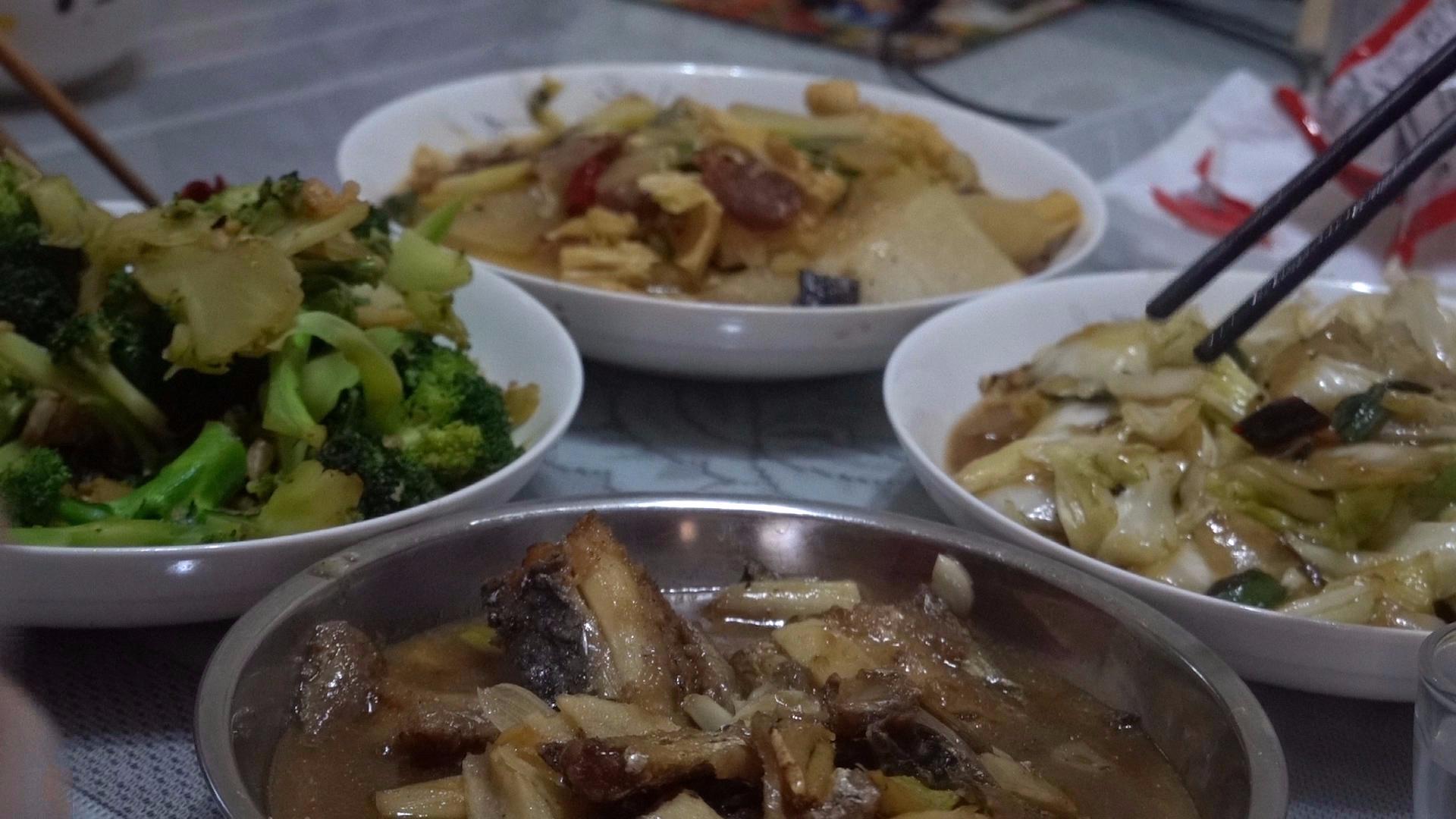 【老司马的日常食堂】一餐家常饭