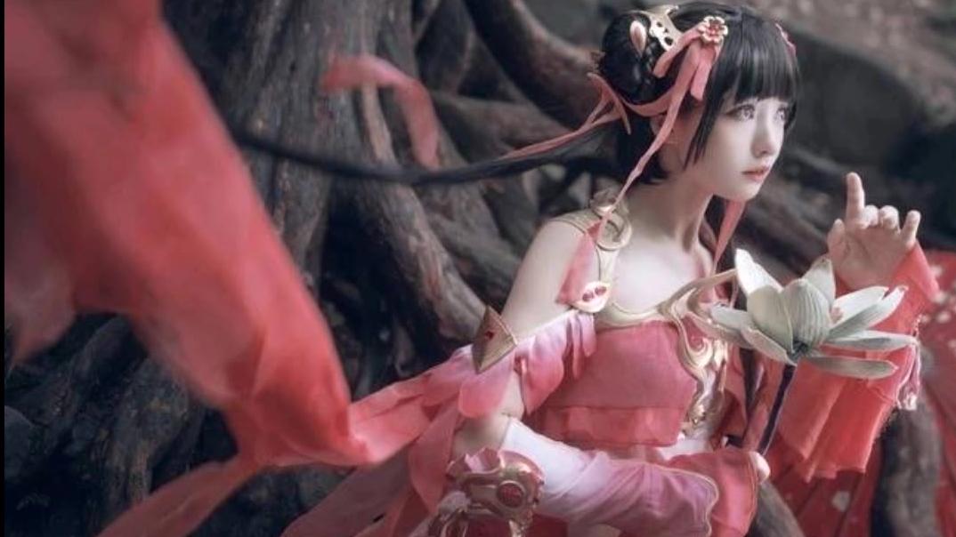 【元气满满】#29·秀萝、道姑,仙气十足