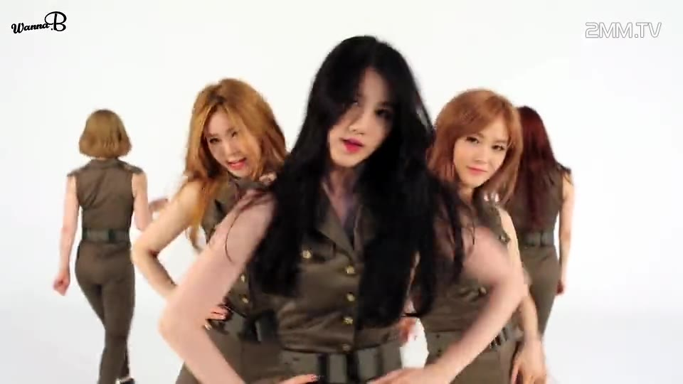 韩国女团舞蹈8