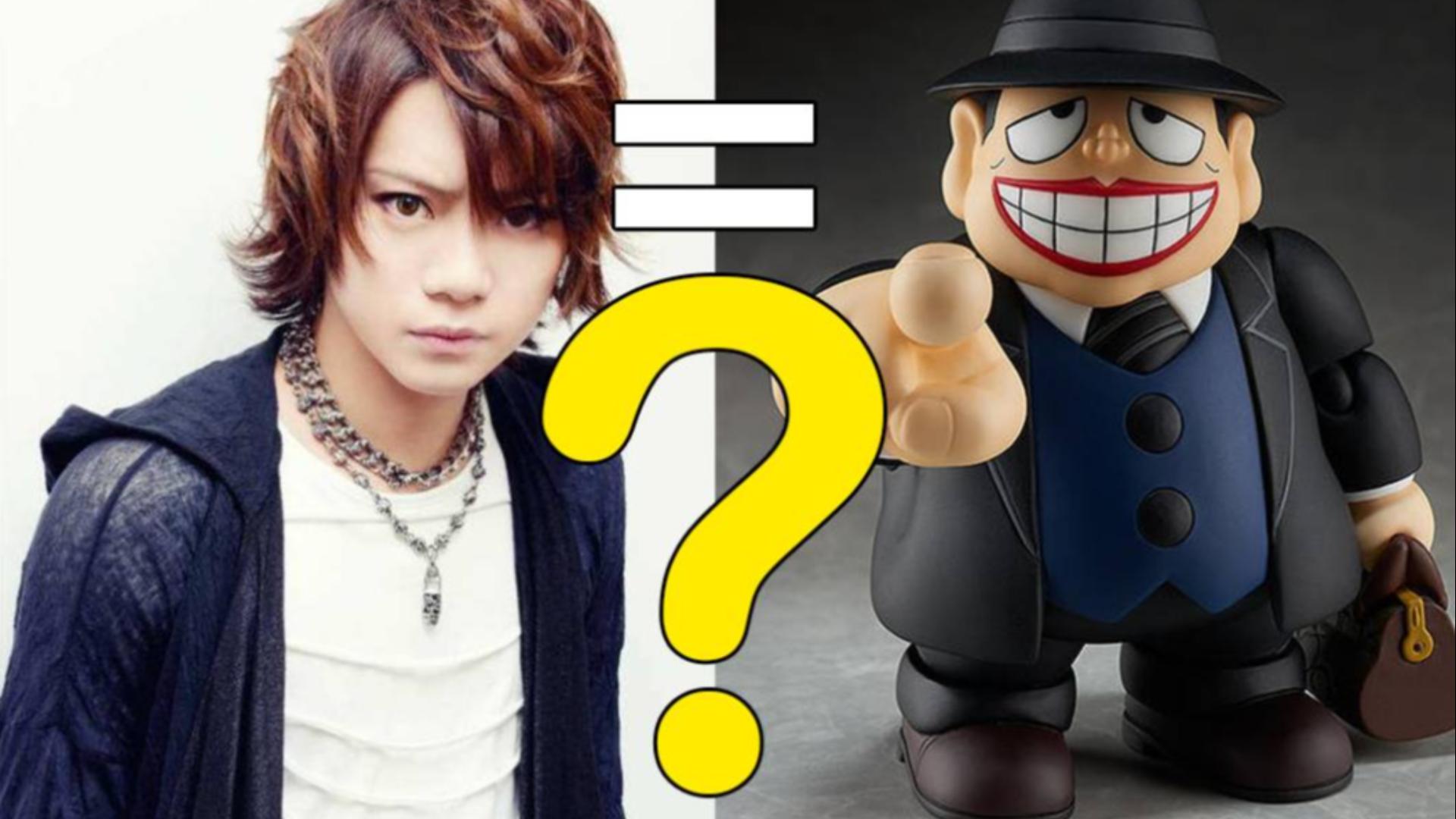 这两个是同一个人?日本漫改舞台剧又现奇葩选角