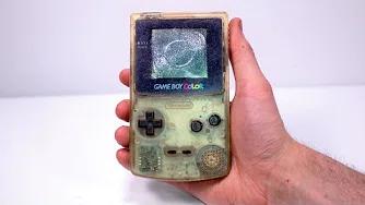 【翻新系列】翻新修复15块二手垃圾 Game Boy