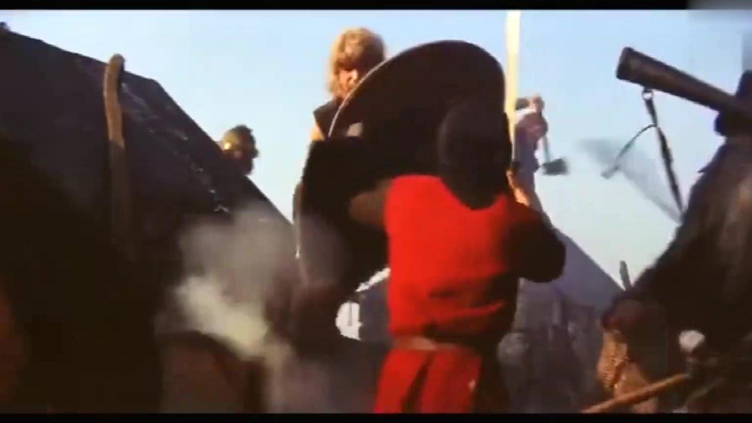 【电影剪辑】精彩的意大利历史战争片,维京人猛攻城池视死如归