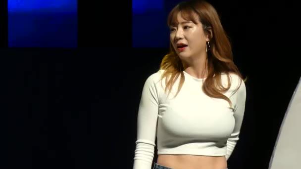 식스밤(sixbomb) 소아(soa) - 환희 - 희망포천 예술한마당 착한콘서트 직캠