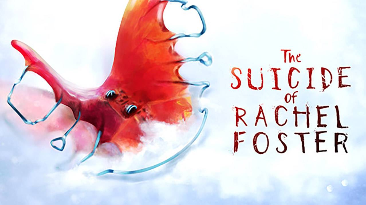 终章【瑞秋福斯特的自杀】The Suicide of Rachel Foste