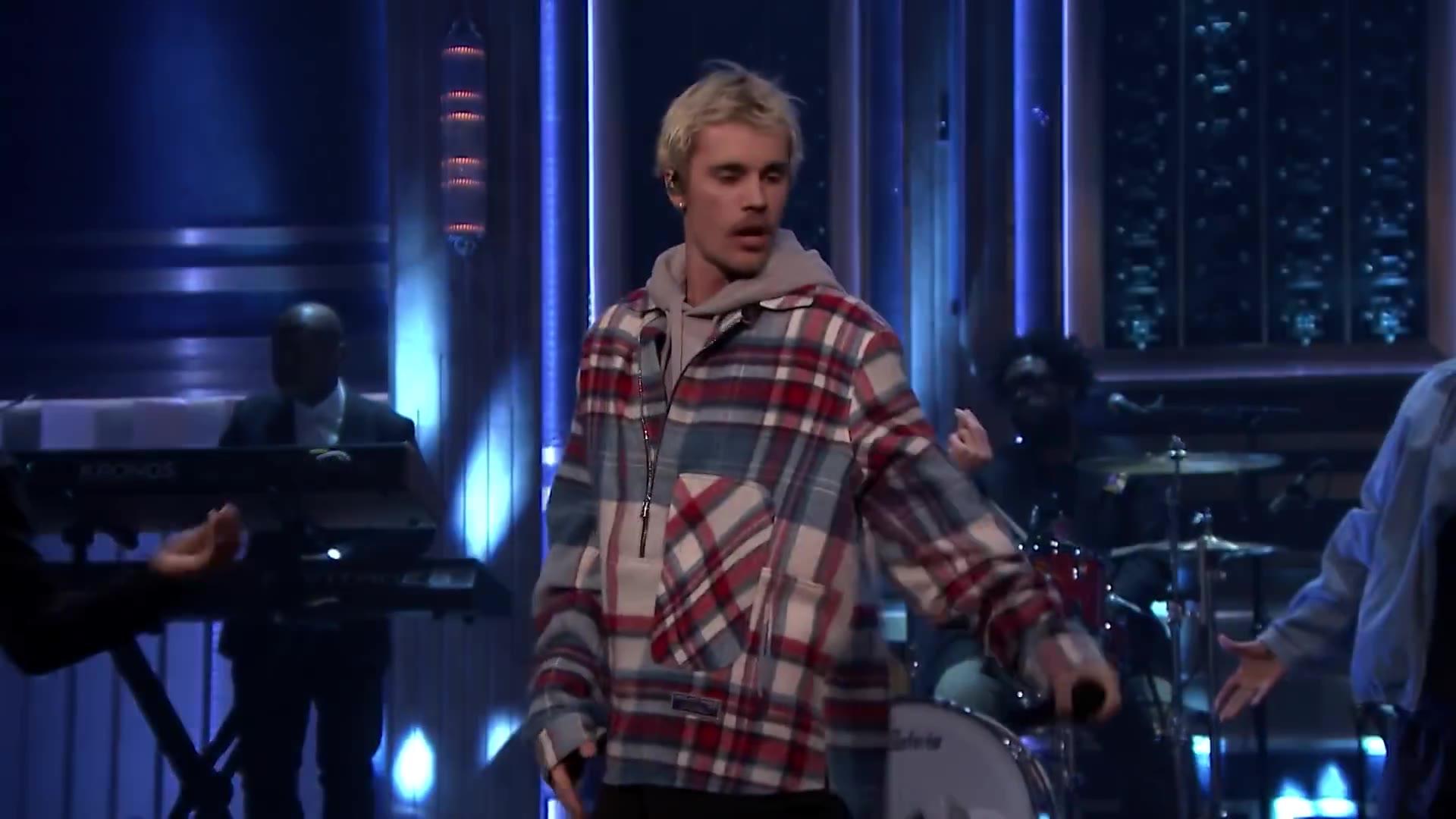 贾斯丁比伯 Justin Bieber ft. Quavo- Intentions