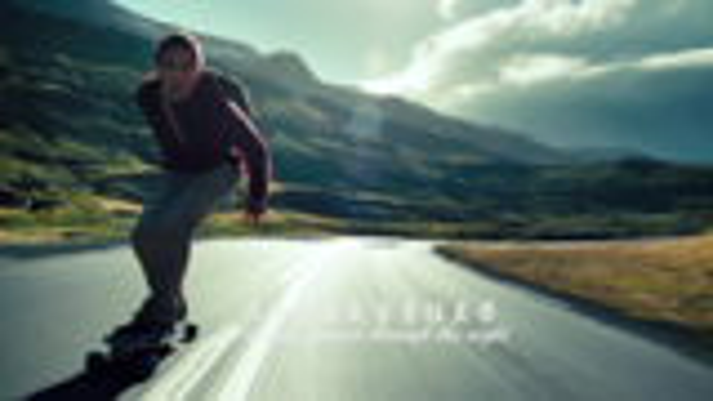 【影视原声】白日梦想家(Fay away)电影原声60帧输出,冰岛景色实在是太美了
