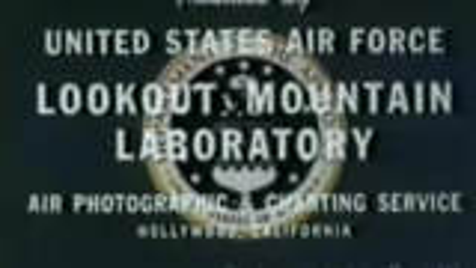 核武器家族P3|武装部队特种武器项目纪录片1956