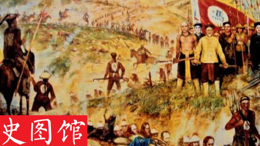 【史图馆】中法战争全程战线变化