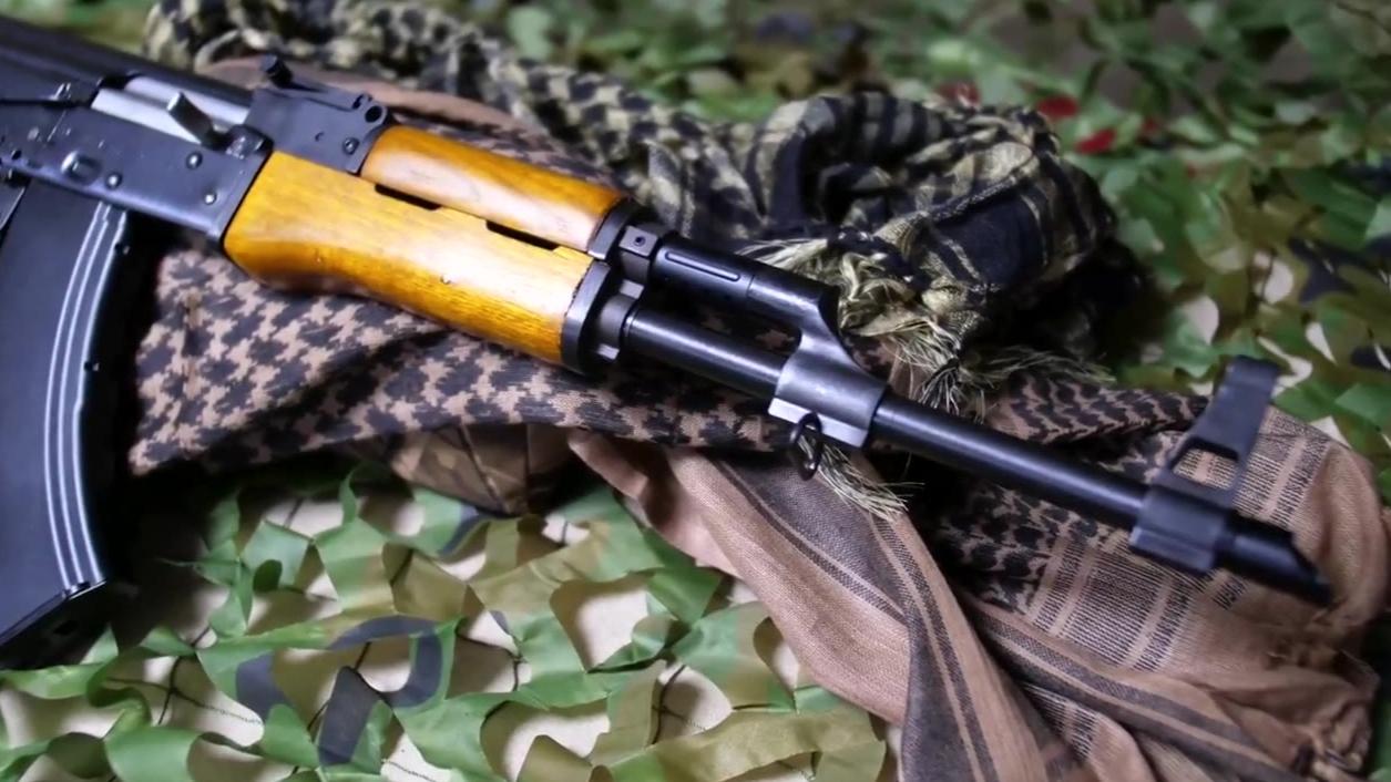 【AAR ONAIR/中文字幕】Cybergun AK47 CO2 发射器介绍