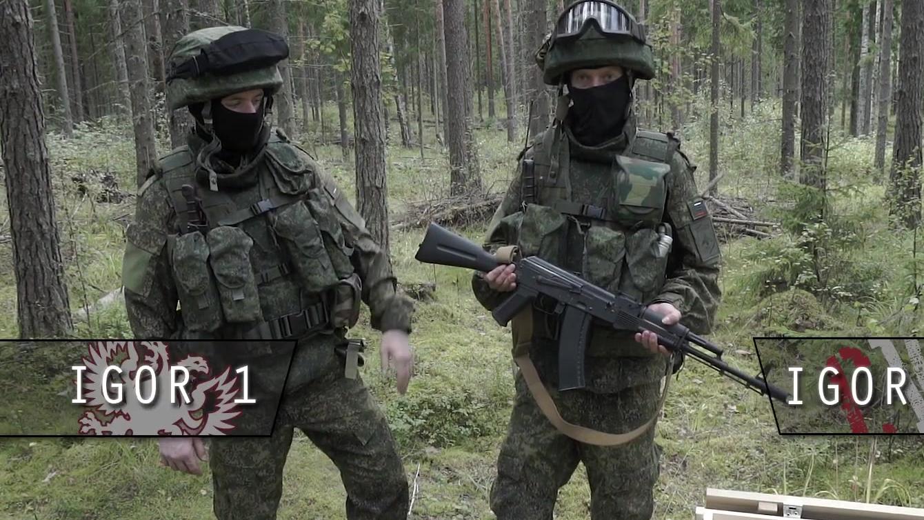 司马Cyma AK-74m  毛子军装开箱