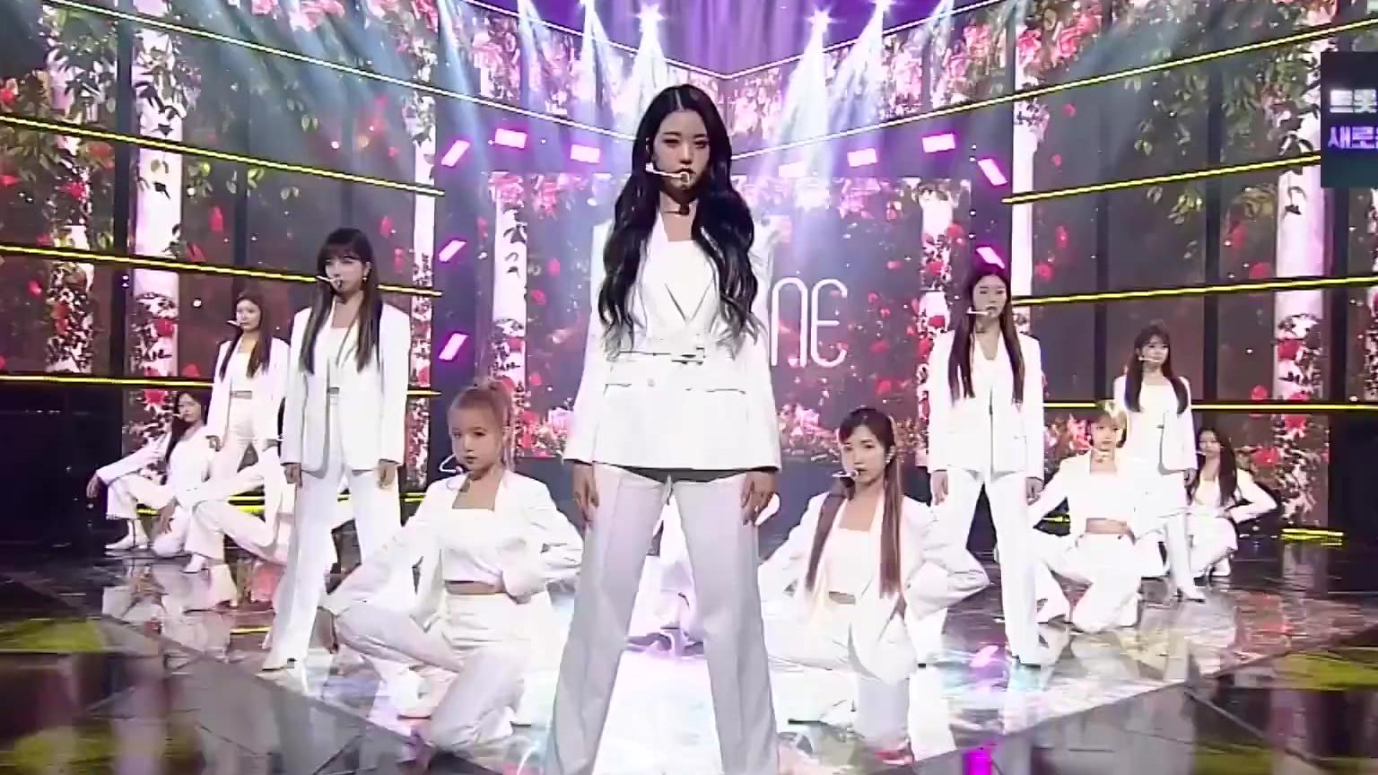200301 人气歌谣女团表演合集