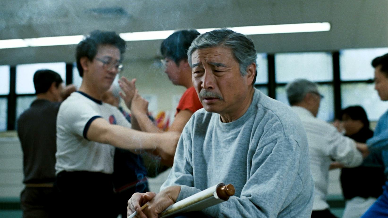 一部给中国人看的美国片,一首追忆故国残风的挽歌,李安《推手》