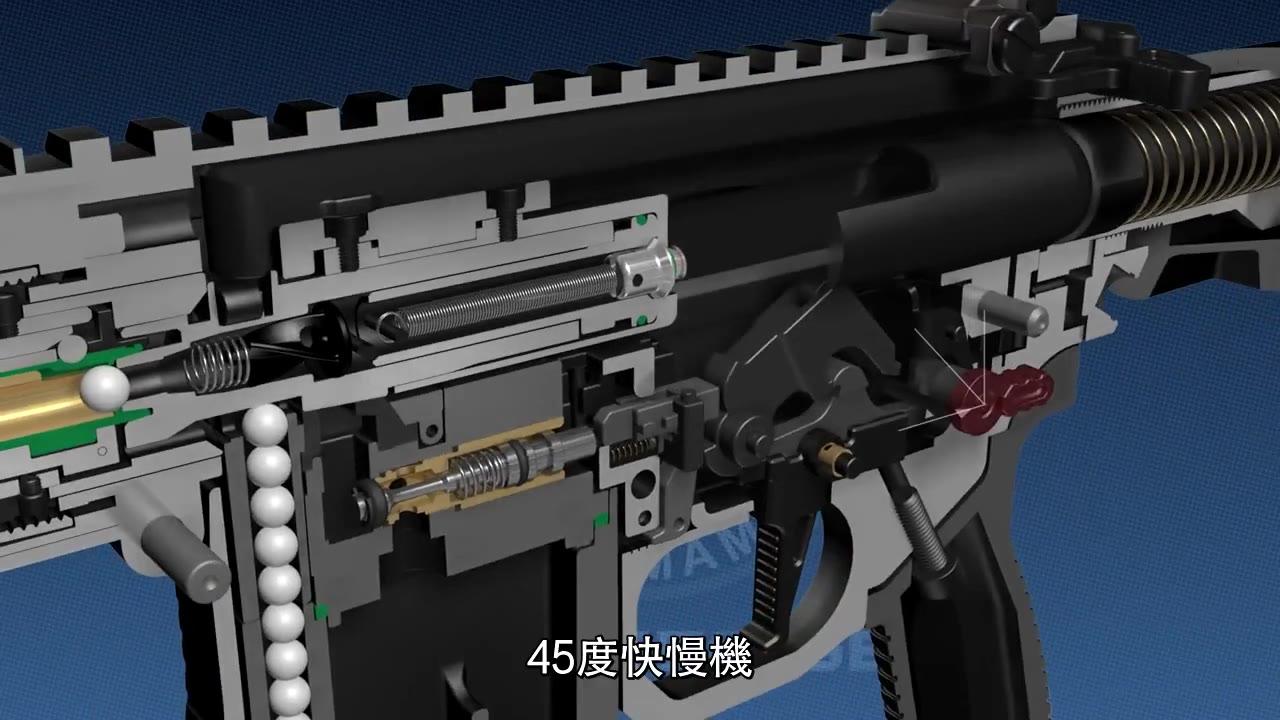 G&G Armament 2019 MGCR 556 GBB